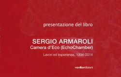 Vanilla edizioni_Sergio Armaroli - copertina